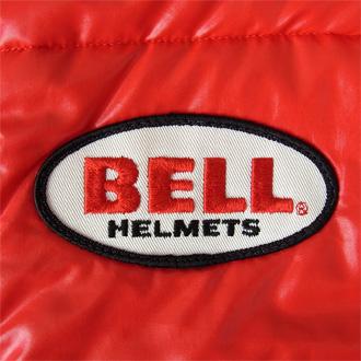 70年代 ヴィンテージ BELL レーシングジャケット 胸ワッペン部分ディテール画像