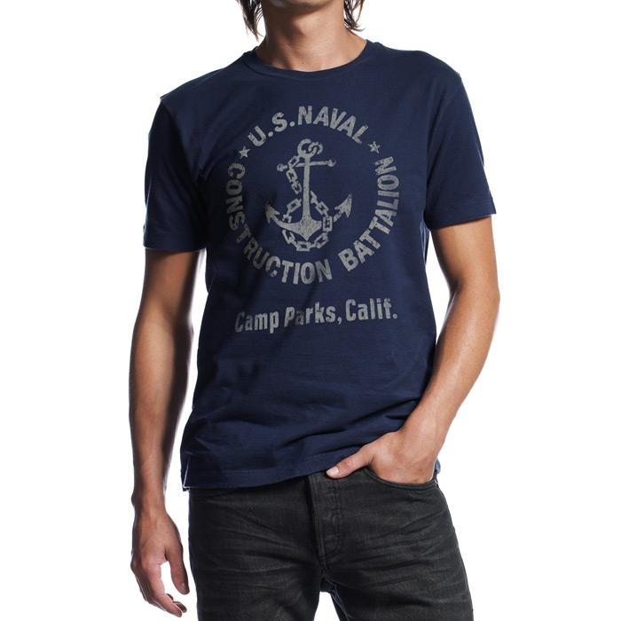 Wilco. U.S.NAVAL tシャツ