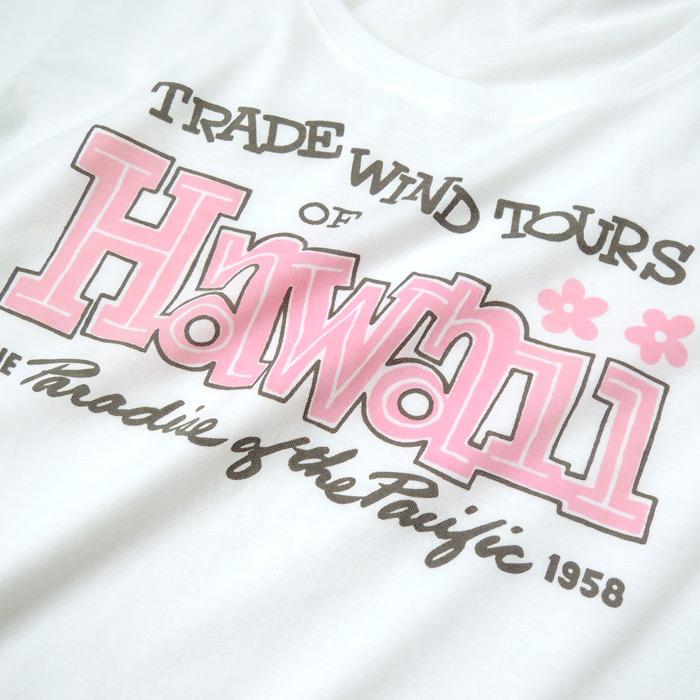 hawaii 1958 tシャツ